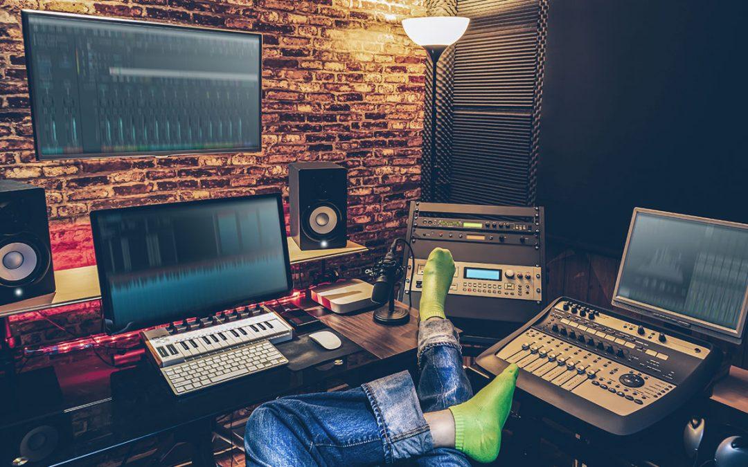 Crowdfunding erfolgreich – Ich baue ein professionelles Tonstudio