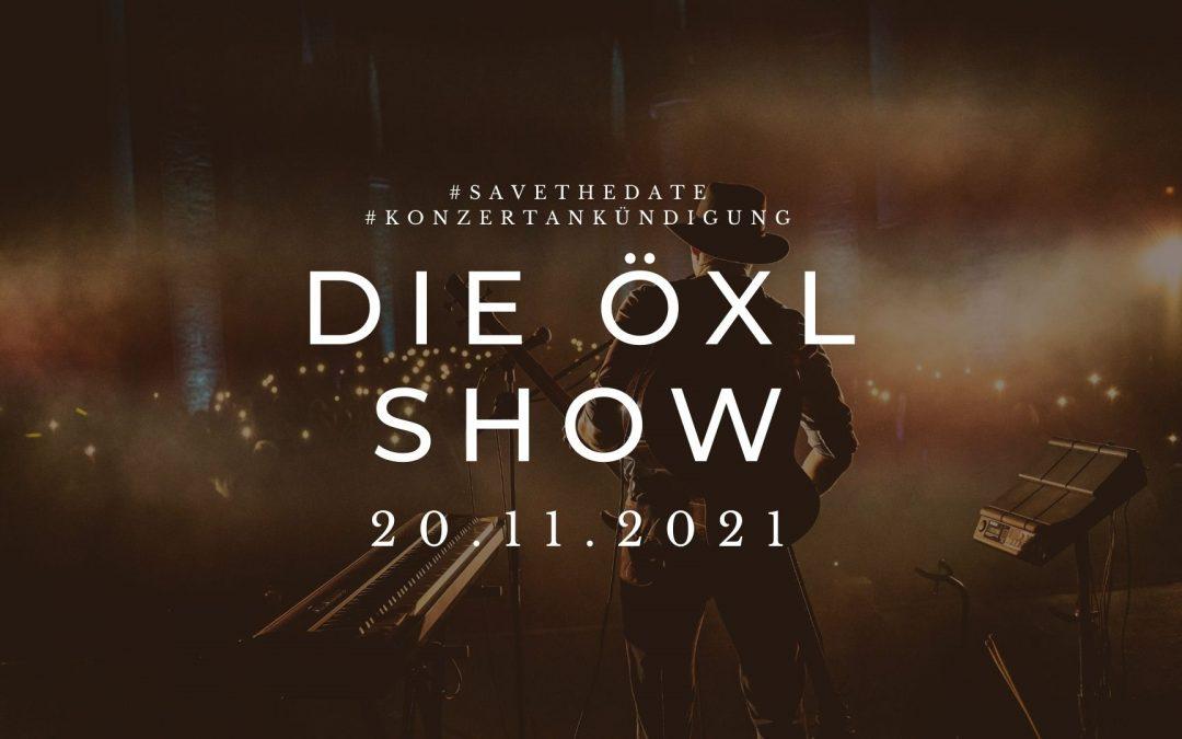 Trotz Corona: ÖXL plant Konzert mit 1000 Personen!